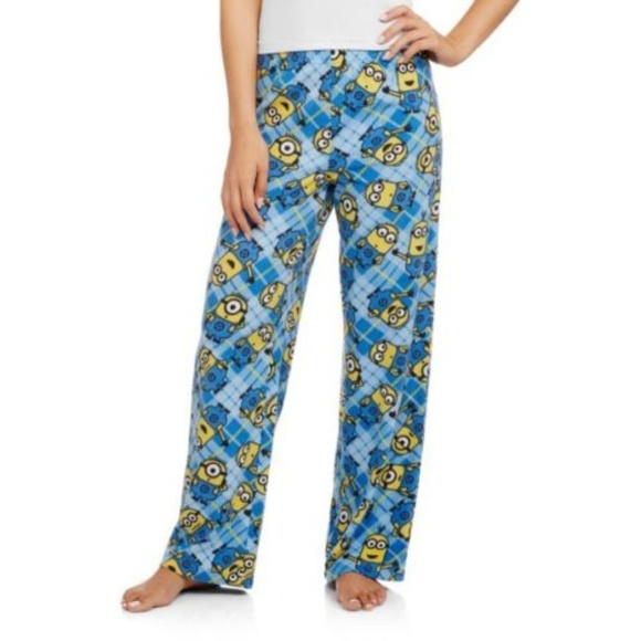 4169ae04688129 Despicable Me Other - Minion pajamas womens 3X bottoms fleece new pants